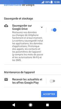 Sony Xperia XA2 Ultra - Applications - Créer un compte - Étape 18