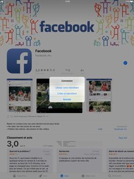 Apple Apple iPad Pro 12.9 - iOS 11 - Applications - Télécharger des applications - Étape 6