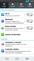 LG G2 - Internet - Configurar Internet - Paso 4