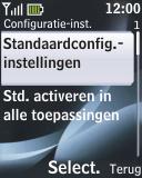 Nokia 2330 classic - Automatisch instellen - Automatisch Internet instellen - Stap 9