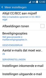 Samsung Galaxy J1 (SM-J100H) - E-mail - Instellingen KPNMail controleren - Stap 19