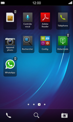 BlackBerry Z10 - Applications - Supprimer une application - Étape 4
