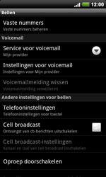 HTC A9191 Desire HD - Voicemail - handmatig instellen - Stap 5