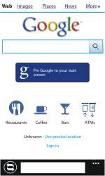 Nokia Lumia 900 - Internet - Internet browsing - Step 4