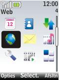 Nokia 2720 fold - Internet - Internetten - Stap 2