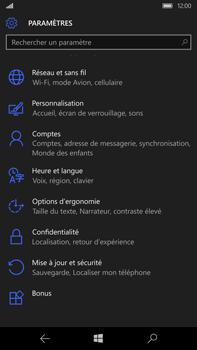 Microsoft Lumia 950 XL - Réseau - Installation de mises à jour - Étape 5