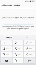 Samsung Galaxy A5 (2017) (A520) - Sécuriser votre mobile - Activer le code de verrouillage - Étape 9