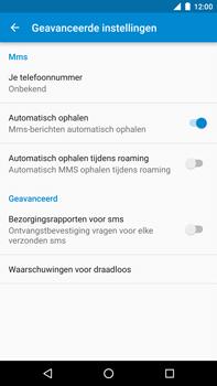 Huawei Google Nexus 6P - MMS - probleem met ontvangen - Stap 9