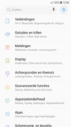 Samsung galaxy-s7-android-oreo - WiFi - Mobiele hotspot instellen - Stap 4