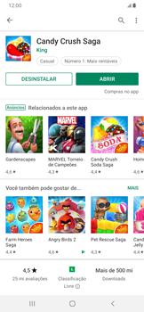 Samsung Galaxy A20 - Aplicativos - Como baixar aplicativos - Etapa 13