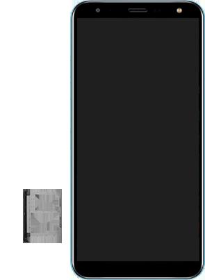 LG K12+ - Primeiros passos - Como inserir o chip da Nextel no seu celular - Etapa 7