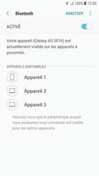 Samsung A3 (2016) - Android Nougat - WiFi et Bluetooth - Jumeler votre téléphone avec un accessoire bluetooth - Étape 7