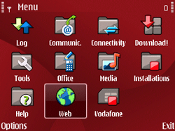 Nokia E63 - Internet - Manual configuration - Step 11