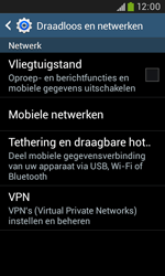 Samsung Galaxy Trend Plus S7580 - Netwerk - Gebruik in het buitenland - Stap 5