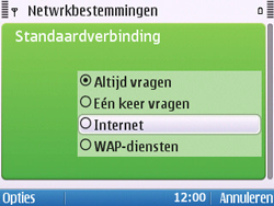 Nokia E5-00 - Internet - handmatig instellen - Stap 19