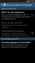 Samsung I9195 Galaxy S IV Mini LTE - Toestel reset - terugzetten naar fabrieksinstellingen - Stap 6