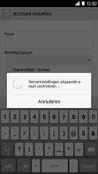 Huawei Ascend G6 4G (Model G6-L11) - E-mail - Handmatig instellen - Stap 17