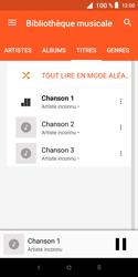 Alcatel 1X - Photos, vidéos, musique - Ecouter de la musique - Étape 8