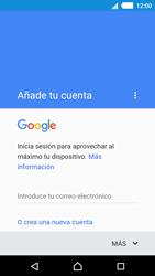 Sony Xperia M4 Aqua - E-mail - Configurar Gmail - Paso 8