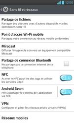 LG E975 Optimus G - Internet - Activer ou désactiver - Étape 5