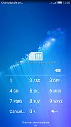 Huawei Y6 - Primeiros passos - Como ligar o telemóvel pela primeira vez -  4