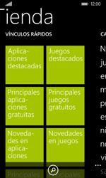 Nokia Lumia 635 - Aplicaciones - Descargar aplicaciones - Paso 6