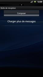 Sony Ericsson Xperia Arc S - E-mail - envoyer un e-mail - Étape 13