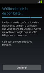 Samsung Galaxy S2 - Premiers pas - Créer un compte - Étape 13