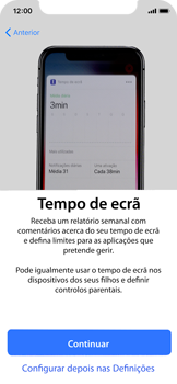 Apple iPhone XS - Primeiros passos - Como ligar o telemóvel pela primeira vez -  22