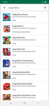 Samsung Galaxy A50 - Aplicativos - Como baixar aplicativos - Etapa 13