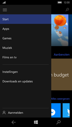 Microsoft Lumia 650 - Applicaties - Account aanmaken - Stap 5