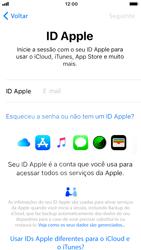 Apple iPhone 7 - iOS 13 - Primeiros passos - Como ativar seu aparelho - Etapa 17