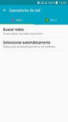 Samsung Galaxy J3 (2016) DualSim (J320) - Red - Seleccionar una red - Paso 6
