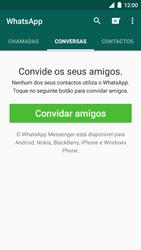 NOS NOVU II - Aplicações - Como configurar o WhatsApp -  17