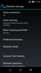 HTC Desire 320 - Internet - Enable or disable - Step 7