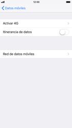 Apple iPhone 7 iOS 11 - Mensajería - Configurar el equipo para mensajes multimedia - Paso 5