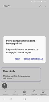 Samsung Galaxy A6 Plus DualSim - Internet no telemóvel - Como configurar ligação à internet -  23