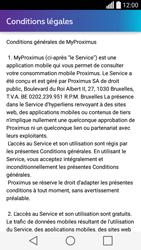 LG H420 Spirit - Applications - MyProximus - Étape 11