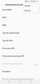 Samsung Galaxy A6 Plus DualSim - MMS - Como configurar MMS -  15
