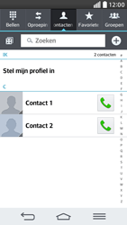 LG D620 G2 mini - Contacten en data - Contacten overzetten via Bluetooth - Stap 4