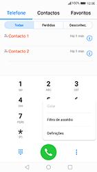 Huawei P10 Lite - Chamadas - Como bloquear chamadas de um número -  4