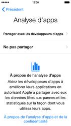 Apple iPhone 5c (iOS 8) - Premiers pas - Créer un compte - Étape 39