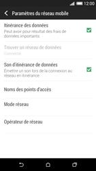 HTC Desire 620 - Internet - Utilisation à l