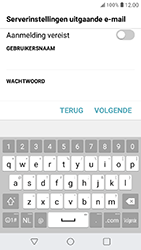 LG K11 - E-mail - Account instellen (POP3 zonder SMTP-verificatie) - Stap 19