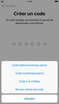 Apple iPhone 8 Plus - Premiers pas - Créer un compte - Étape 14