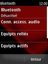 Nokia Asha 300 - Bluetooth - connexion Bluetooth - Étape 8