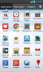 LG P710 Optimus L7 II - E-mail - envoyer un e-mail - Étape 2