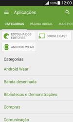 Samsung Galaxy Ace 4 - Aplicações - Como pesquisar e instalar aplicações -  6
