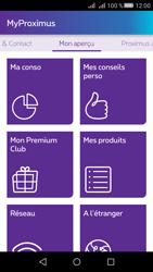 Huawei Y5 II - Applications - MyProximus - Étape 11
