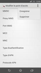 Sony E2003 Xperia E4 G - Internet - Configuration manuelle - Étape 16